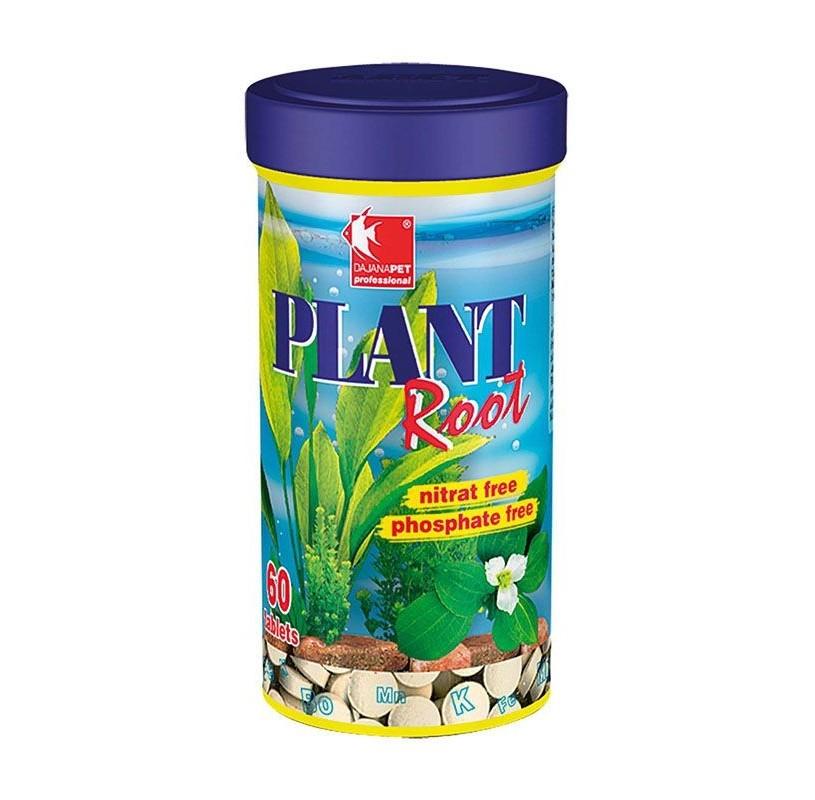 Fertilizante PLANT ROOT de DAJANA 60 pastillas