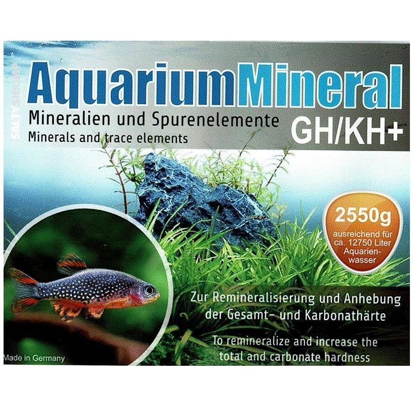 SaltyShrimp Aquarium Mineral GH/KH+