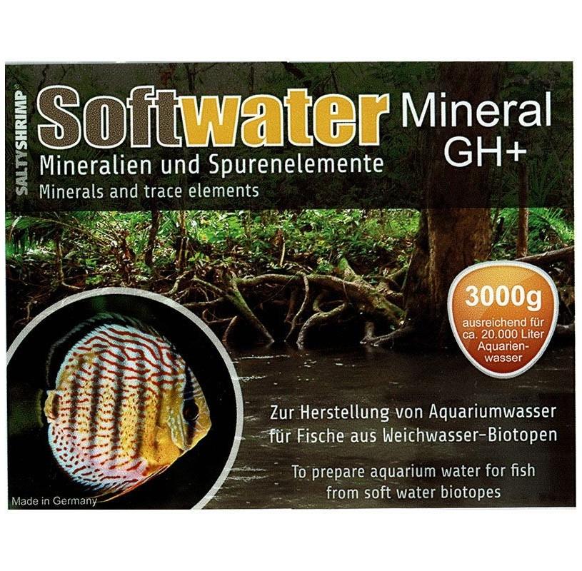 SaltyShrimp Bee Mineral GH+