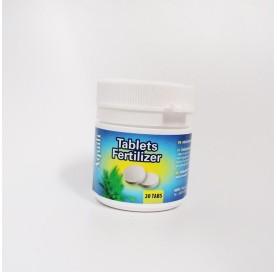 Fertilizante Comprimidos para raices Aquili