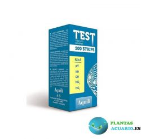 Test Tiras 5 en 1 Aquili