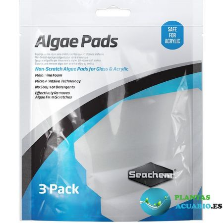 Algae Pad 25mm Pack 3 Seachem