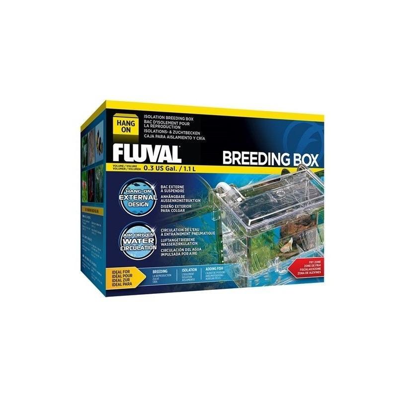 Caja de Cría, Paridera Fluval Breeding Box
