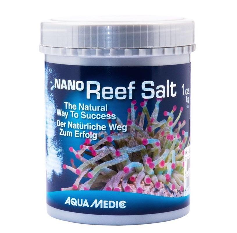 Sal marina AQUA MEDIC REEF NANO