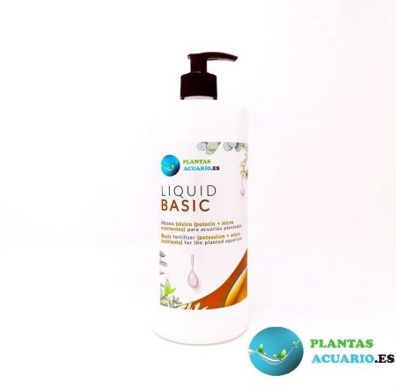 Abono Líquido Basico (Potasio + Micros) PACK