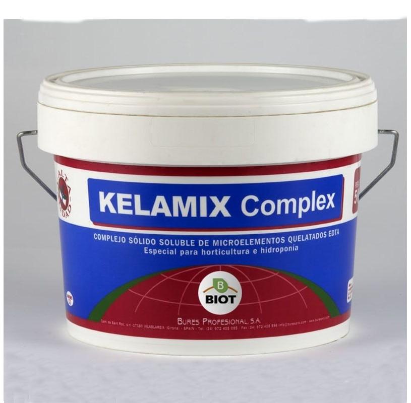 Kelamix Complex (Mezcla de Micronutrientes EDTA)