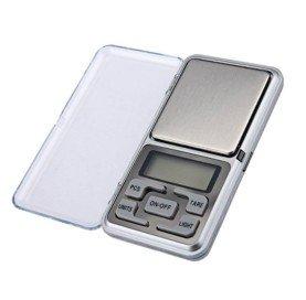 Mini Bascula Digital (Balanza de Precisión Electrónica)