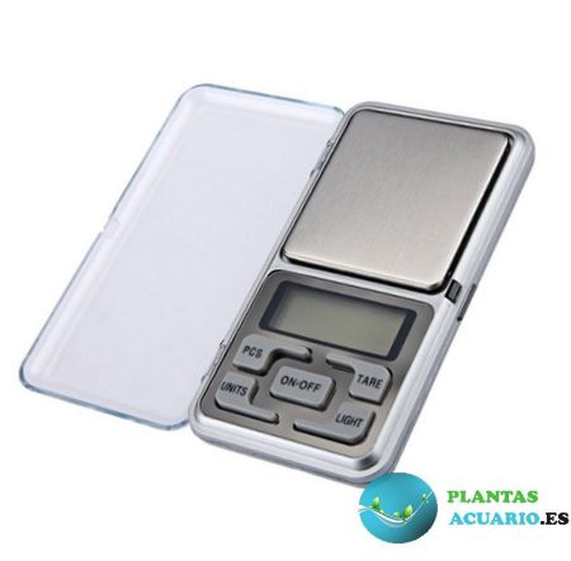 Mini Bascula Digital (Balanza de Pecision Electrónica)
