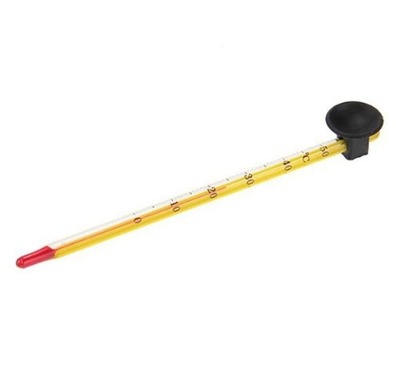 Termómetro de Cristal de Alta Precisión