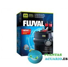 FILTRO FLUVAL EXTERNO 206
