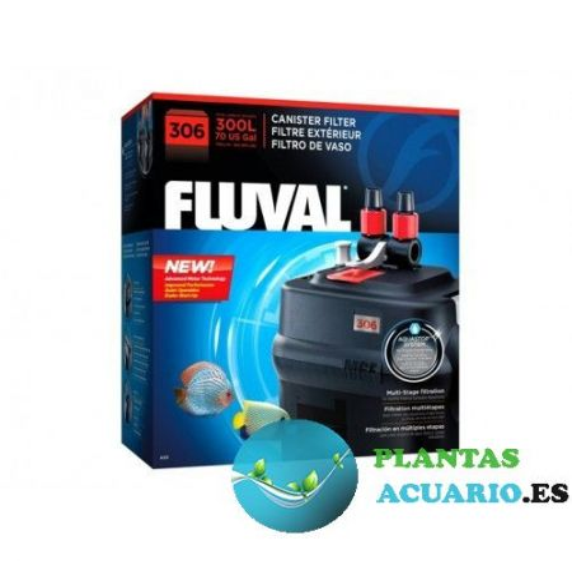 FILTRO FLUVAL EXTERNO 306