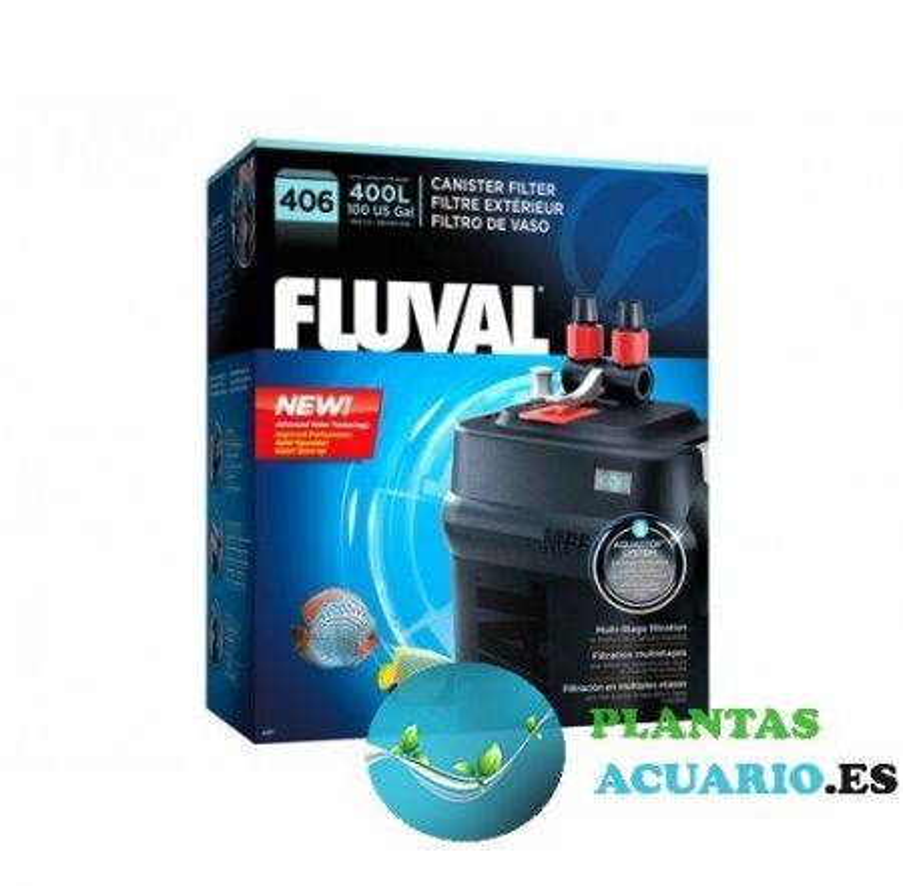 FILTRO FLUVAL EXTERNO 406