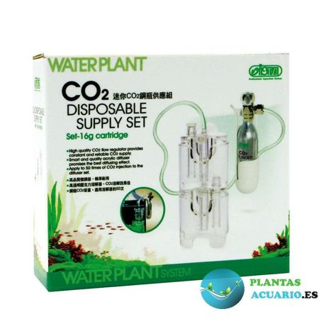 Kit completo CO2 WATERPLANT