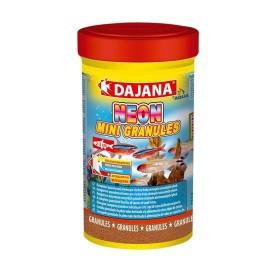 Alimento NEON MINI GRANULES de DAJANA (100 ml)