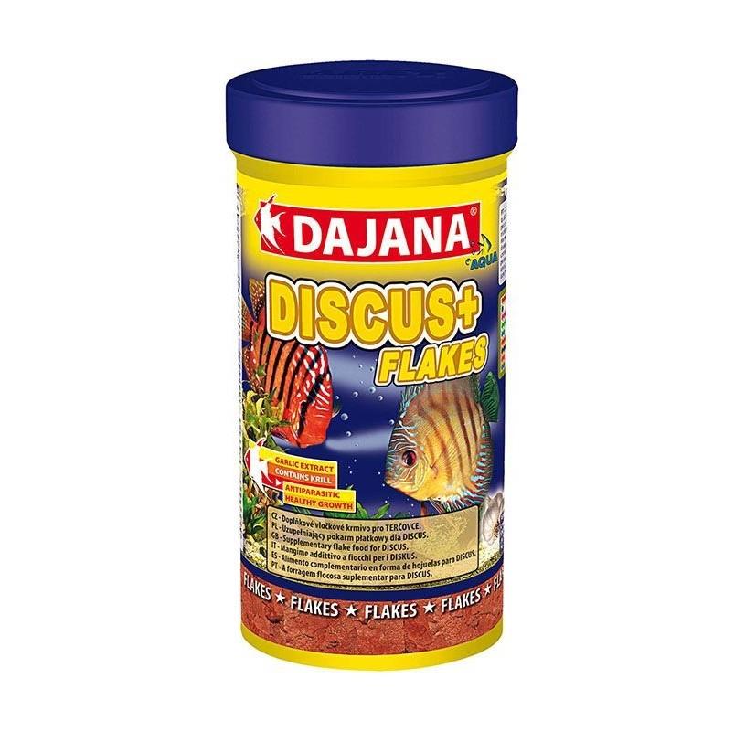 Alimento DISCUS+ FLAKES de DAJANA