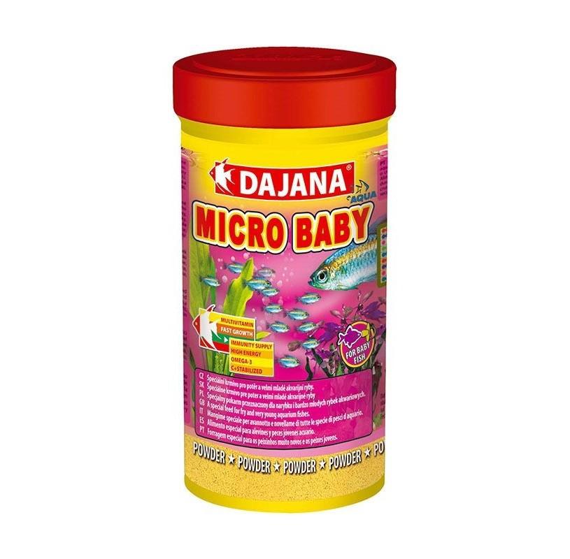 Alimento MICRO BABY de DAJANA (100 ml)