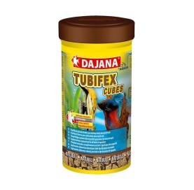 Alimento TUBIFEX CUBES de DAJANA (100 ml)