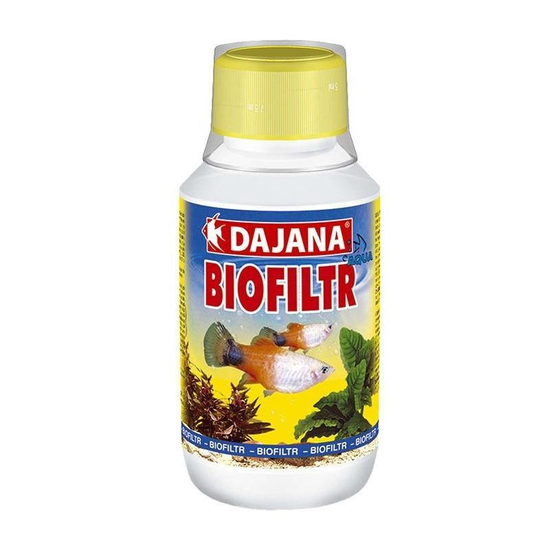 Acondicionador BIOFILTER Bacterias de DAJANA 100ml