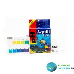 Test PH 18ml Aquili