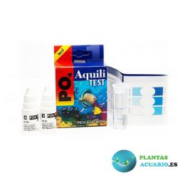 Test PO4 Fosfato 18ml Aquili