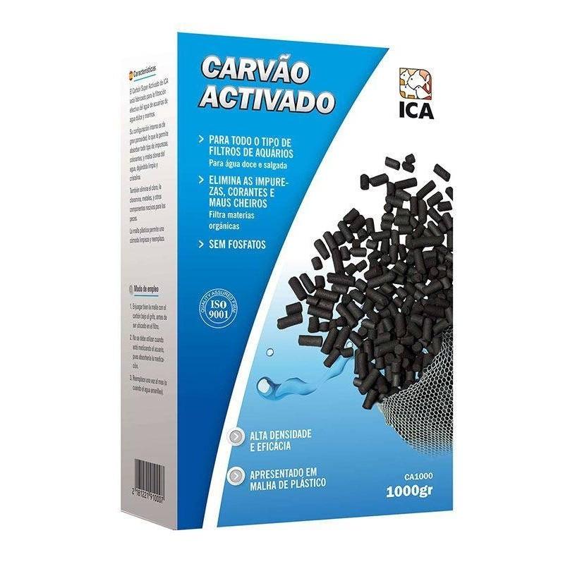 Carbón Activado ICA