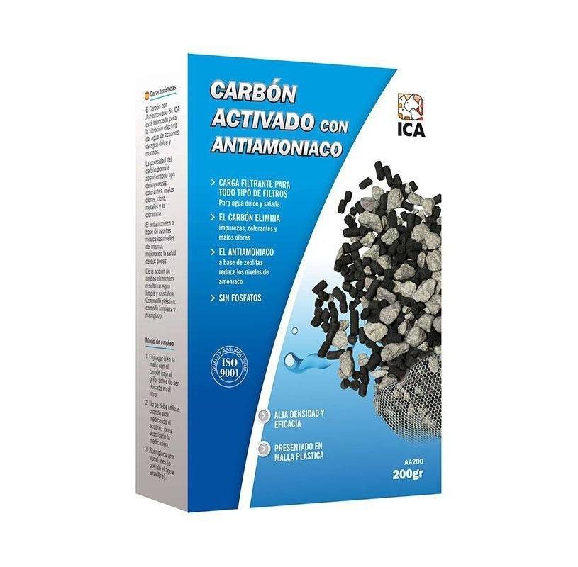 Carbón Activado + Zeolita ICA