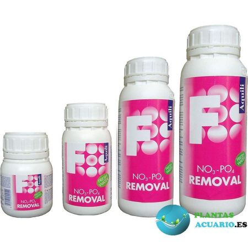 NO3 - PO4 Removal Aquili Removal F