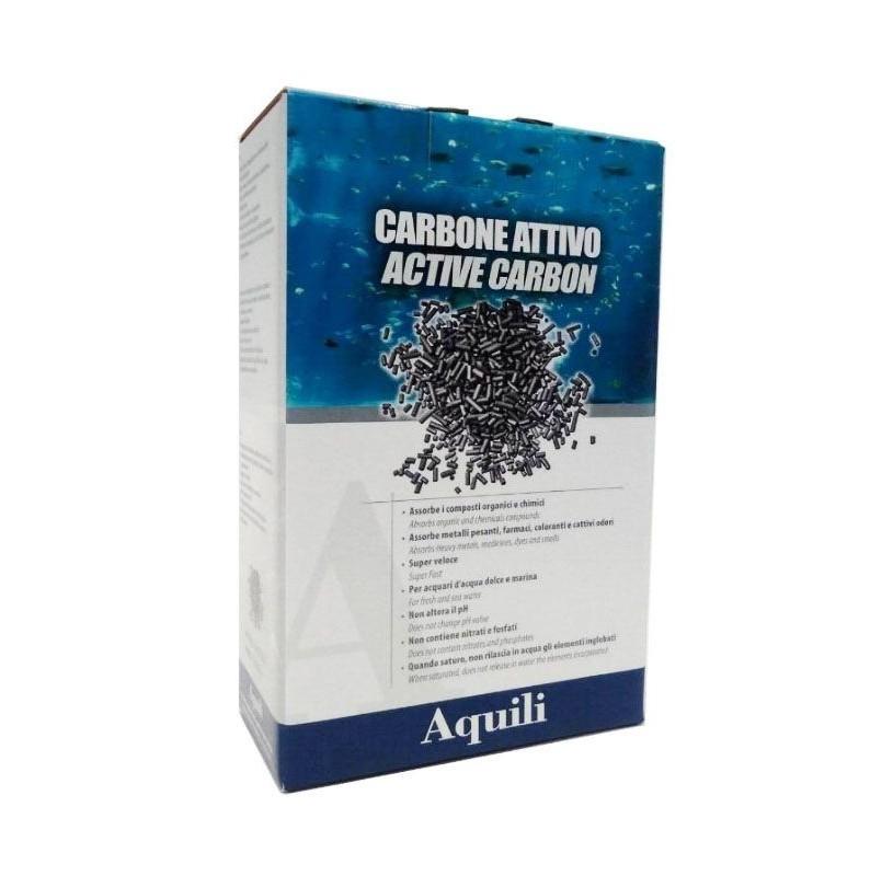 Carbón Activo 300g Aquili