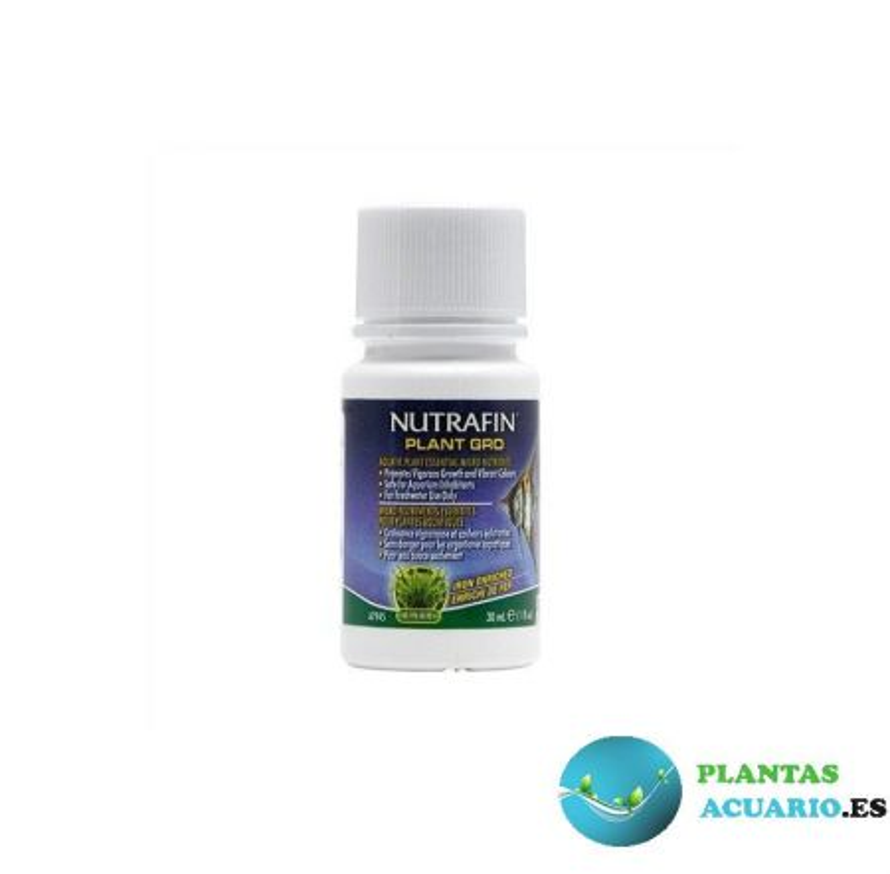 Hierro Enrriquecido Nutrafin Plant Gro