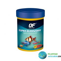 Super Bloodworm de OCEAN FREE