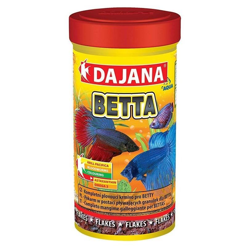 Alimento BETTA FLAKES de DAJANA