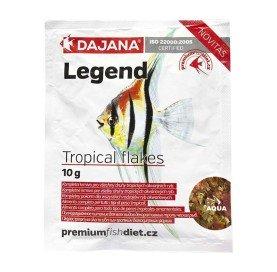 Tropical Flakes Legend de DAJANA