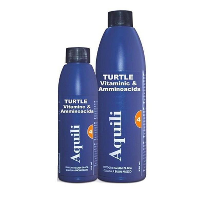 MultiVitaminic & AmminoAcids Tortugas Aquili