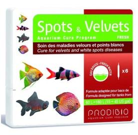 Prodibio Spots & Velvets Fresh 6 ampolllas