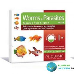 Prodibio Worms & Parasites Fresh 6 ampollas
