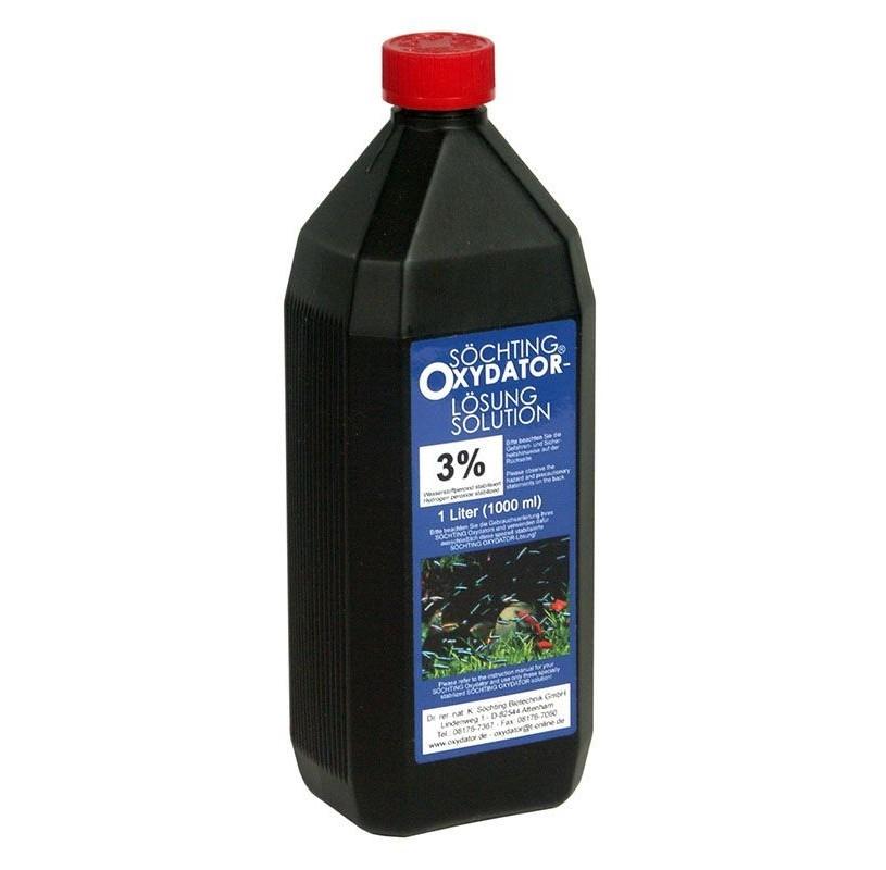 Solución Söchting Oxydator 3% 1 Litro
