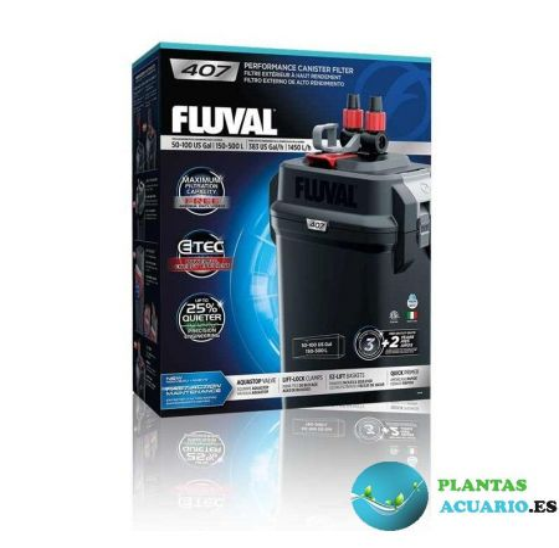FILTRO FLUVAL EXTERNO 107