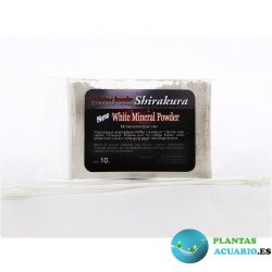 Shirakura White Mineral Powder 10g