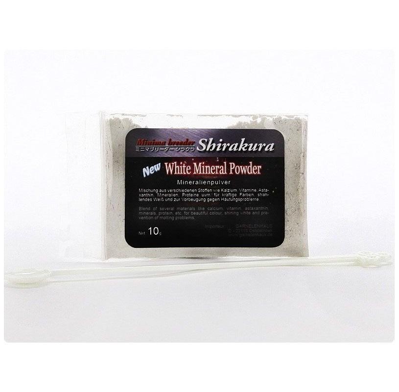 Shirakura White Mineral Powder 10g